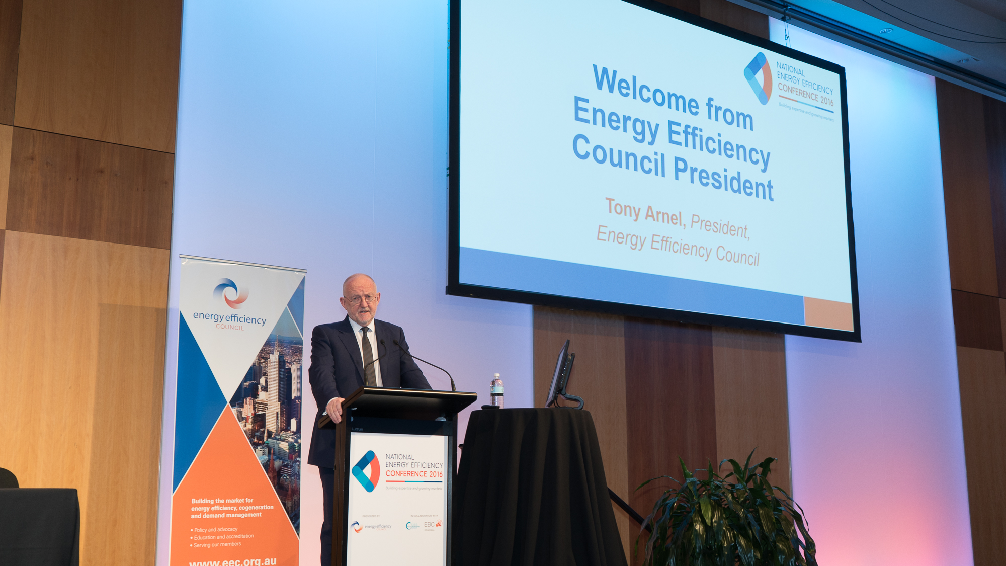 Energy Efficiency Council - 2016 Conference - Gallery