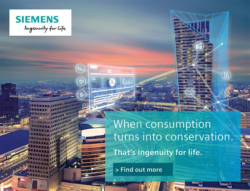 Siemens Sponsor Advert