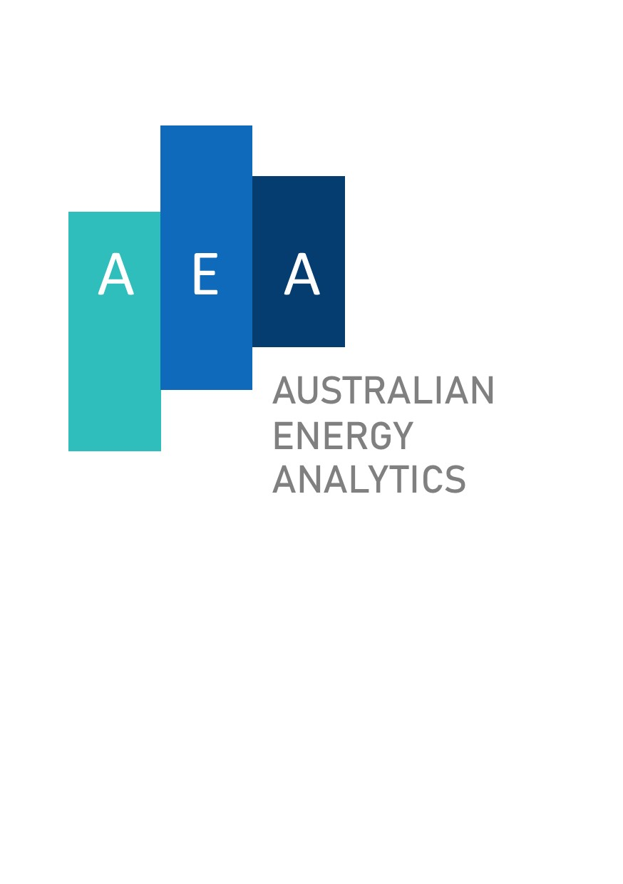 Australian Energy Analytics